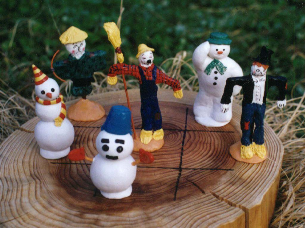 Snowmen&Scarecraws