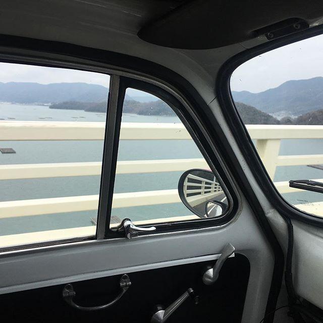 さよなら牛窓下道200kmただいま原谷チンクちゃんお疲れ様 (from Instagram)